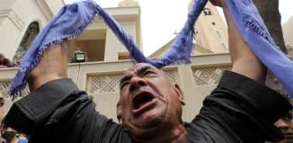Palm Sunday Egypt Bombing
