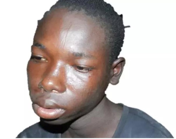 Teenage Boko Haram killer, Ali Mustapha
