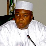 Saraki, Lawmaker, Reason, Suspend