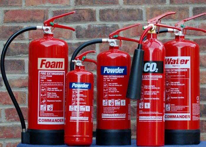 fire alarm safety equipment upgrade