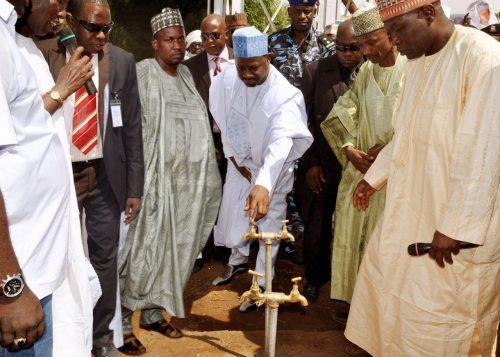 Gombe State Ibrahim Dankwambo