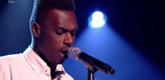 Mo Adeniran The voice Uk 2017