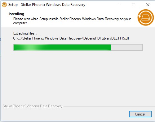 Stellar Phoenix Windows Data Recovery, Recovery Software, undelete software, Tool