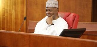 constitutional review national assembly Senate President Bukola Saraki