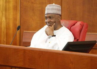 constitutional review national assembly Senate President Bukola Saraki