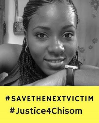 Late Chisom Jane Anekwe (nee Okereke) who died in Magodo Specialist Hospital.