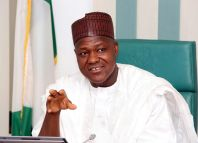 Former speaker of the Nigerian House of Representatives, Yakubu Dogara