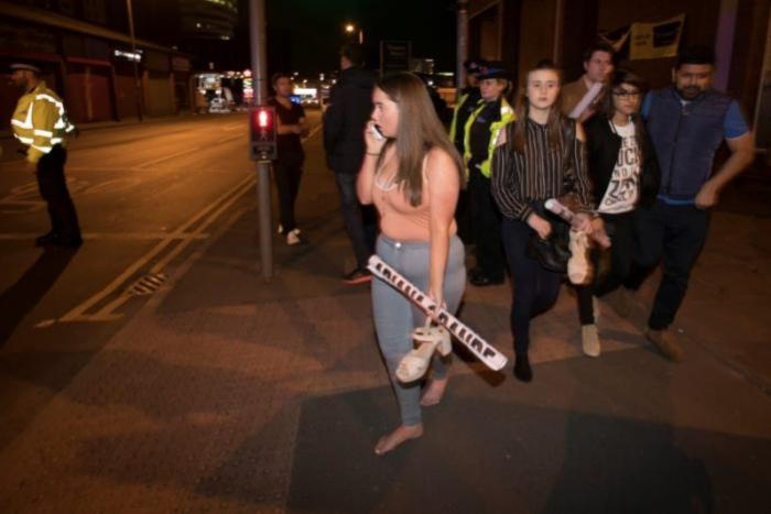 Ariana Grande Concert Manchester