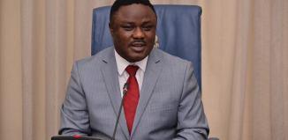 Ben Ayade, Olorogun Tebite, PDP