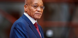 Jacob Zuma South Africa
