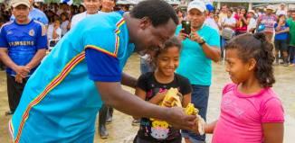 Prophet TB Joshua Ecuador