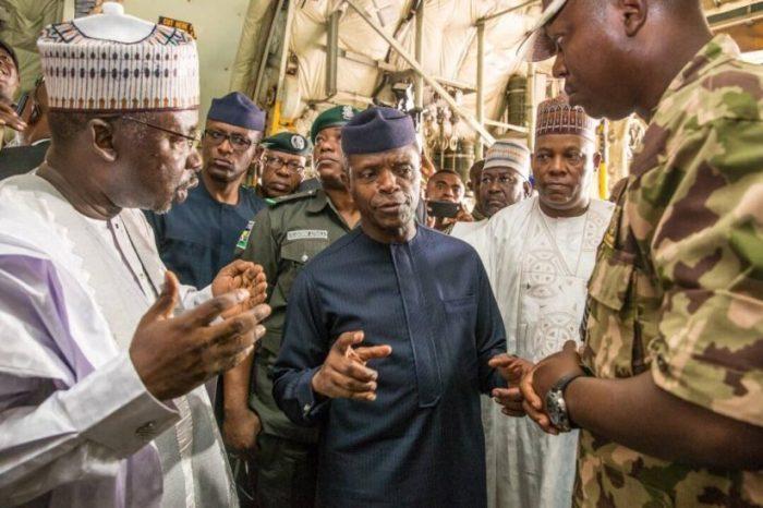Osinbajo Boko Haram