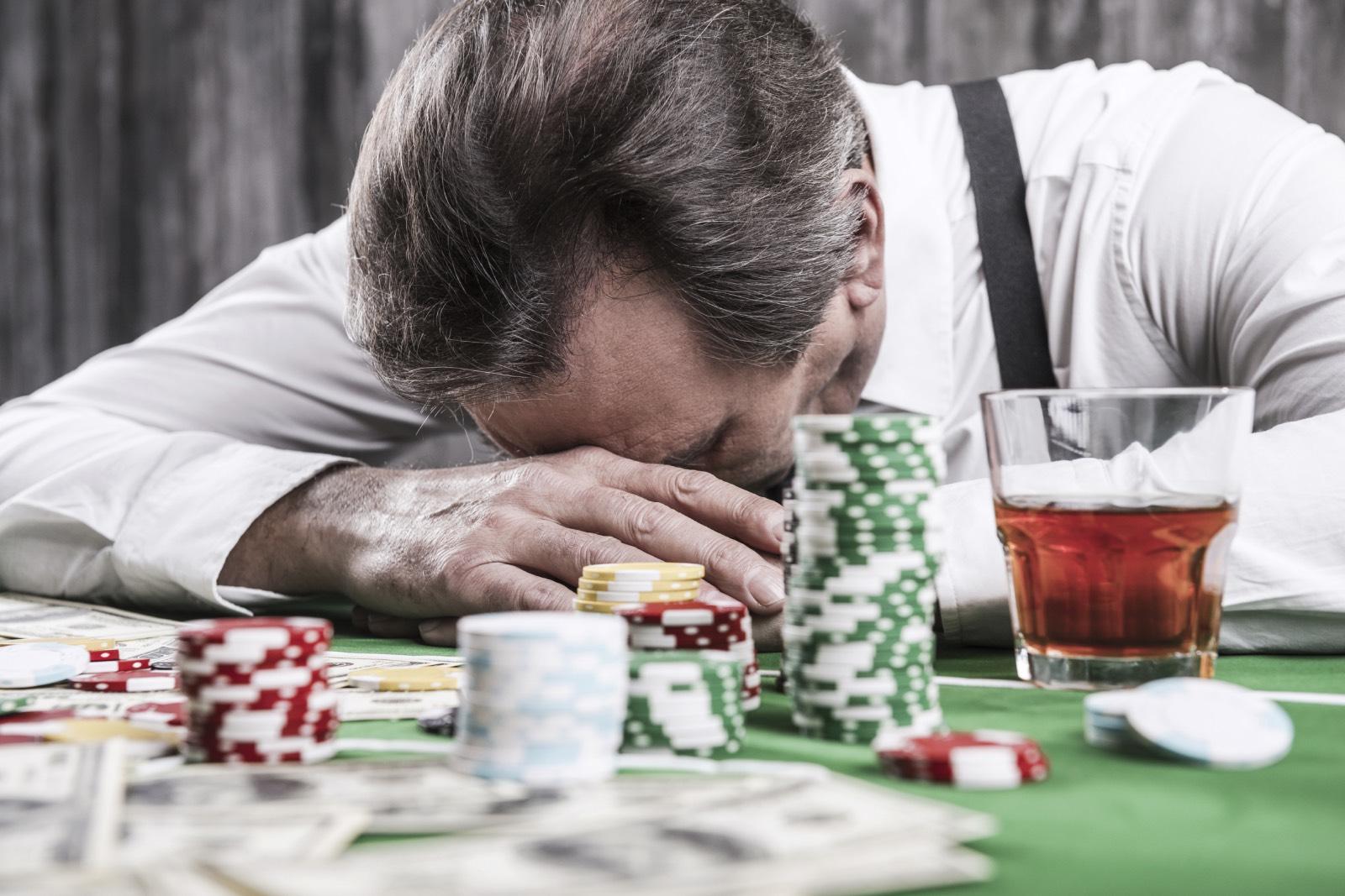 Gambling addiction group floating casinos
