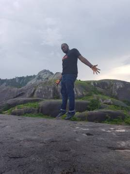 A 25-year-old Nigerian man, Fu'ad Lawal, embarked upon a road trip that will see him touch all 36 states of Nigeria.