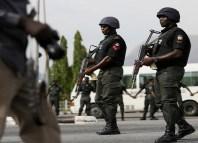 Catholic Priest Policemen Port Harcourt Enugu Imo Police Lagos bayelsa anambra apapa Nigerian police officers Badoo