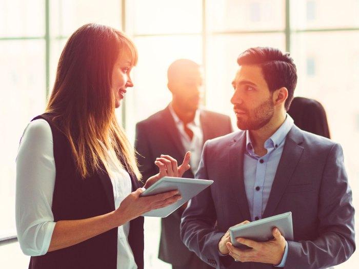 women men notice office romance relationship
