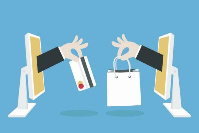 e-commerce e-business