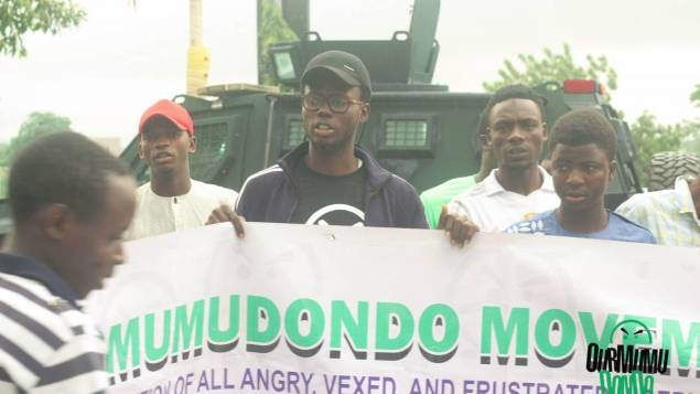 concerned nigerians protests protest charly boy resume or resign protest