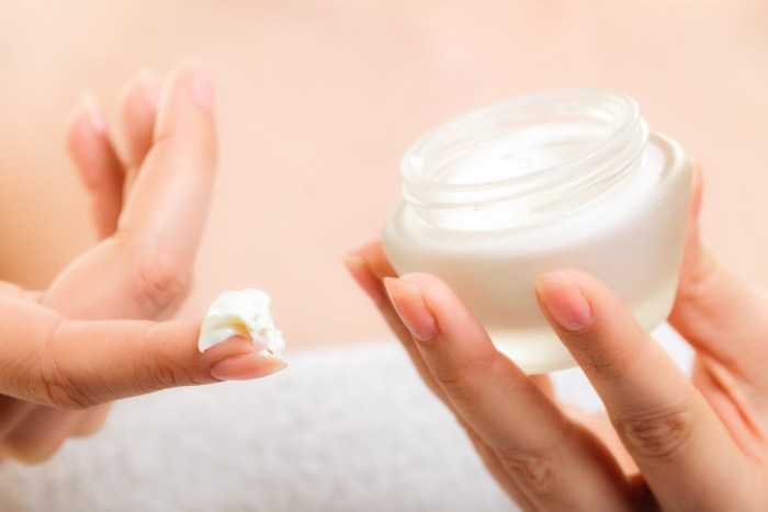 skin care moisturiser