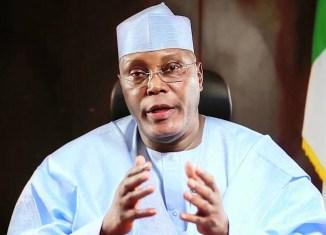 Atiku Abubakar, a former vice president of Nigeria