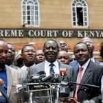 kenya supreme court Raila Odinga