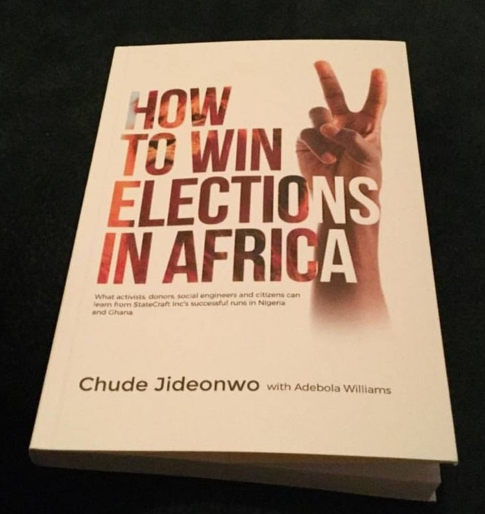 How To Win ELections In Africa by Chude Jideonwo Book