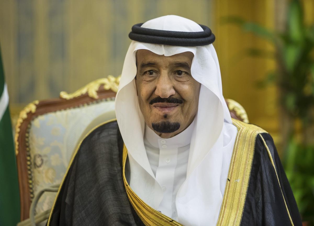 Saudi king leaves hospital after gallbladder surgery