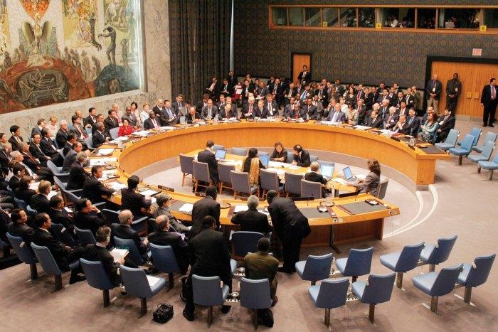 UN United Nations North Korea