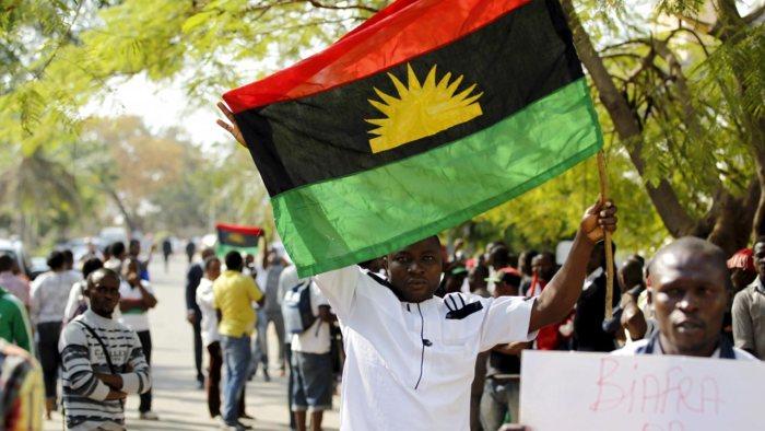 Pro-biafra Biafra MASSOB Voters Card