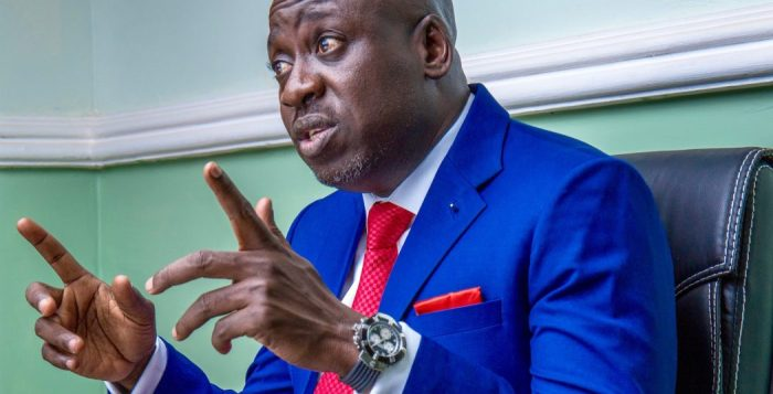 Bolaji Abdullahi, national spokesperson of the All Progressives Congress APC