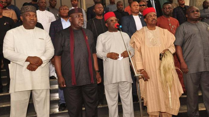 South East Governors IPOB