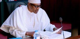 Muhammadu Buhari, emergency security meeting
