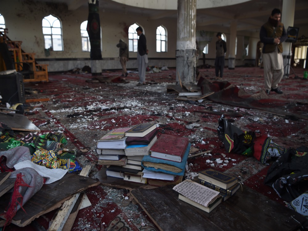 Dozens Killed, Injured by Blast at Kabul Wedding Hall