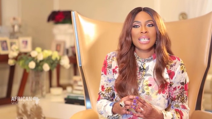 CEO and Media Mogul, Mo Abudu