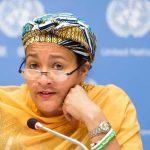 UN Deputy Secretary General, Amina Mohammed