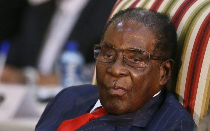 Robert Mugabe, Emmerson Mnangagwa, Nelson Chamisa
