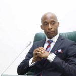 Onofiok Luke, the speaker of the Akwa Ibom State House of Assembly panel