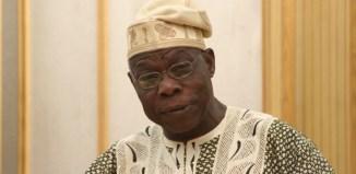 2019, Olusegun Obasanjo, Candidate
