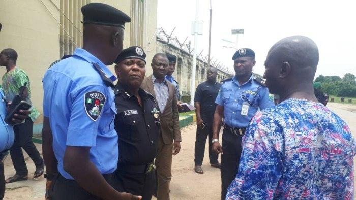SARS Edgal Imohimi Lagos Police