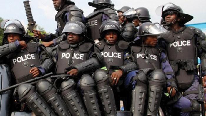 Nigerian, Police, Peace Keeping, Liberia