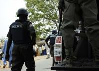 Police, Robbery Gang, Car, Taxify