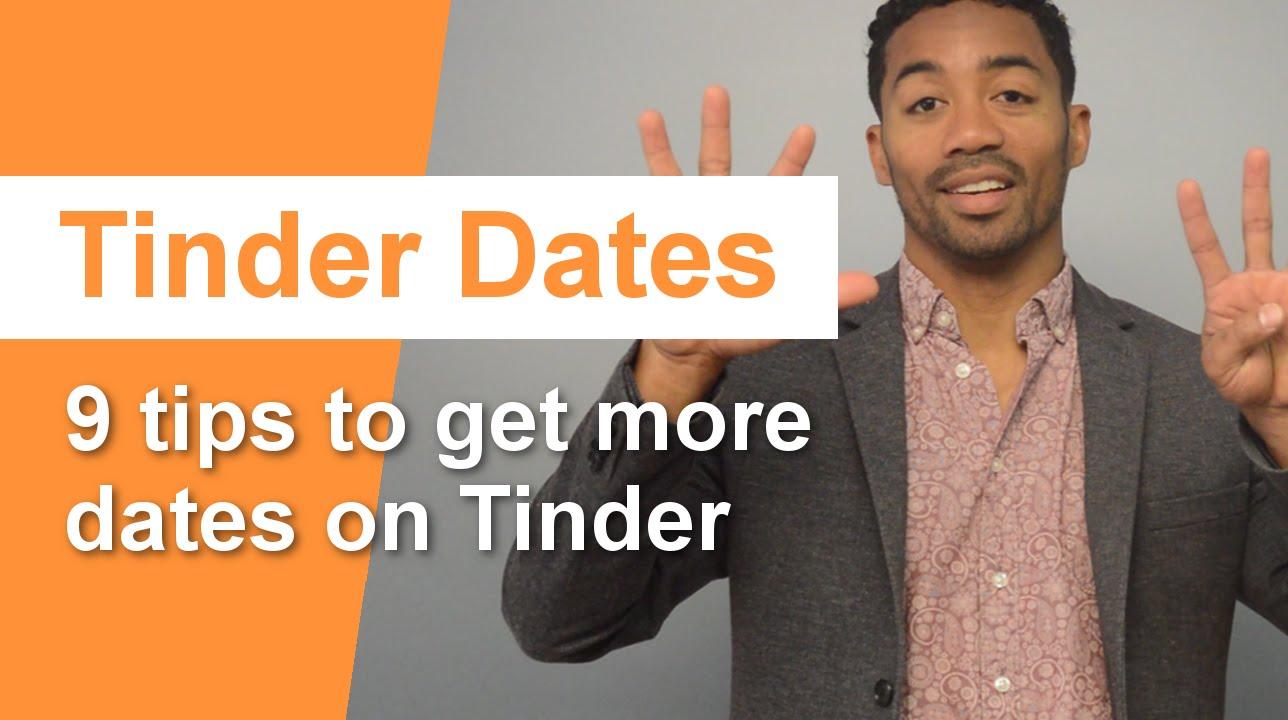 dating på tinder tips