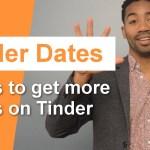 tinder tips