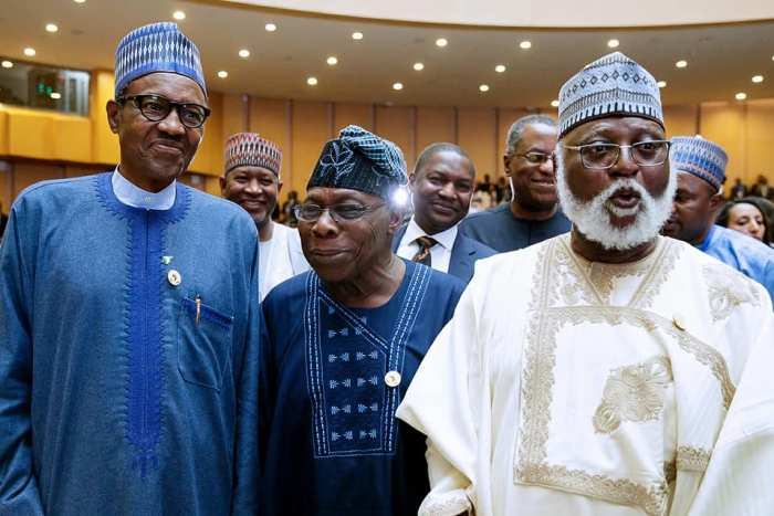Obasanjo, Buhari, Comment