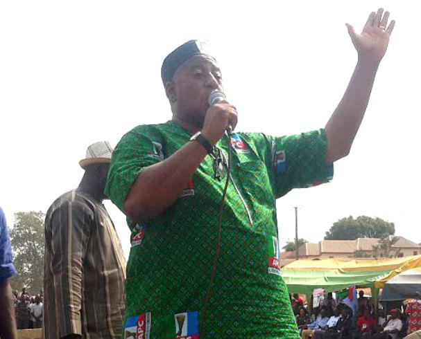Comrade Emmanuel Abba Yaro Benue Fulani