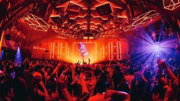 Zouk Nightclub nightlife