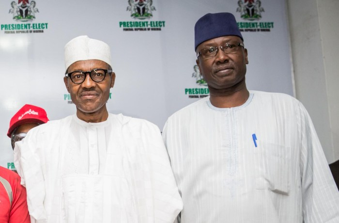 Boss Mustapha, President Muhammadu Buhari, War Planes