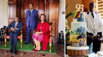 Robert Mugabe, Grace Mugabe , 94, birthday, Zimbabwe