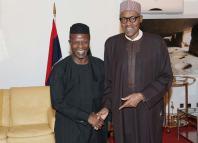 President Muhammadu Buhari Osinbajo