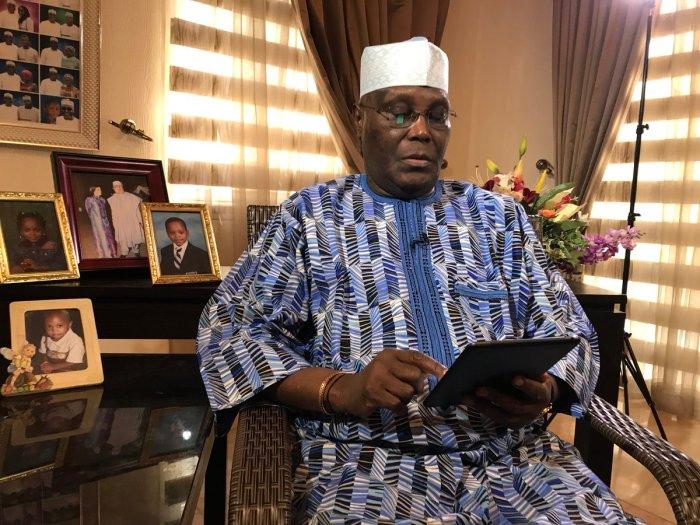 Atiku Abubakar, Muhammadu Buhari, Daura, Ayo Adebanjo, Afenifere